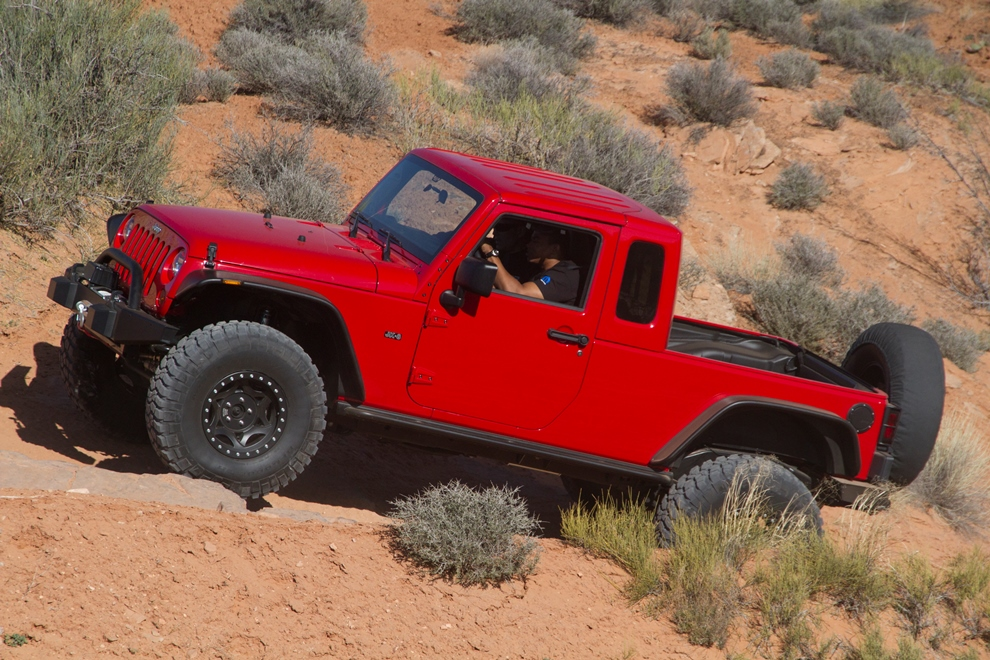 Jeep JK8 (FCA US LLC)
