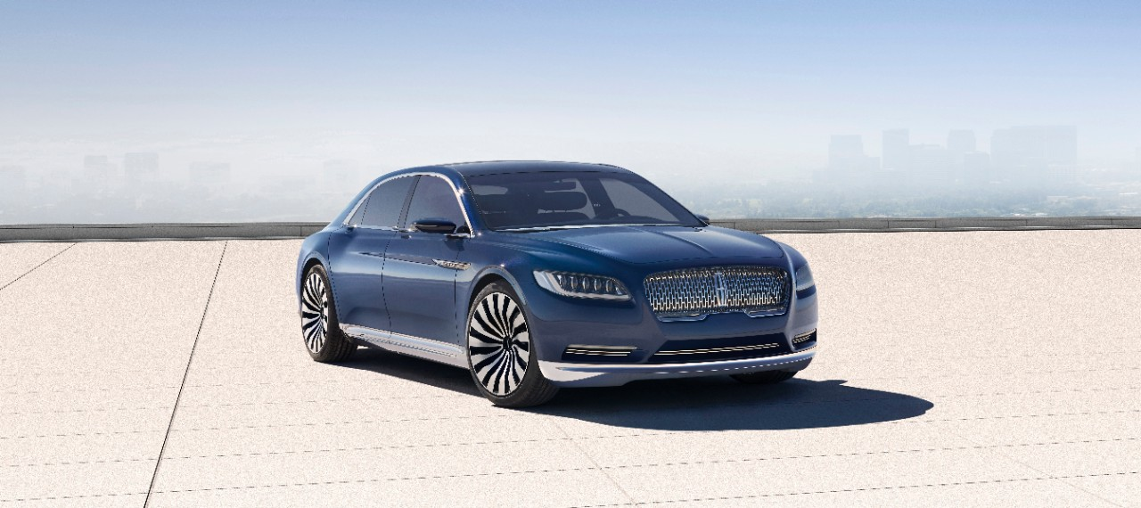 lincoln continental is the new york auto show s surprise reveal automotive news and advice. Black Bedroom Furniture Sets. Home Design Ideas