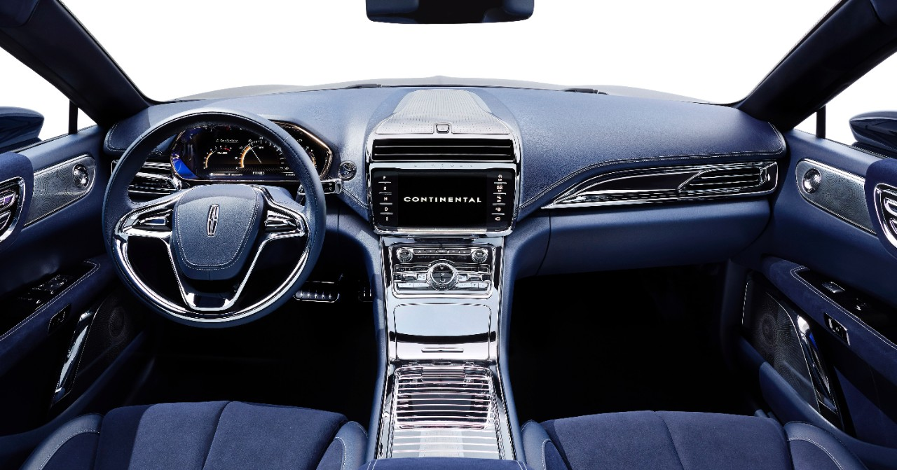 lincoln continental is the new york auto show s surprise reveal carfax. Black Bedroom Furniture Sets. Home Design Ideas