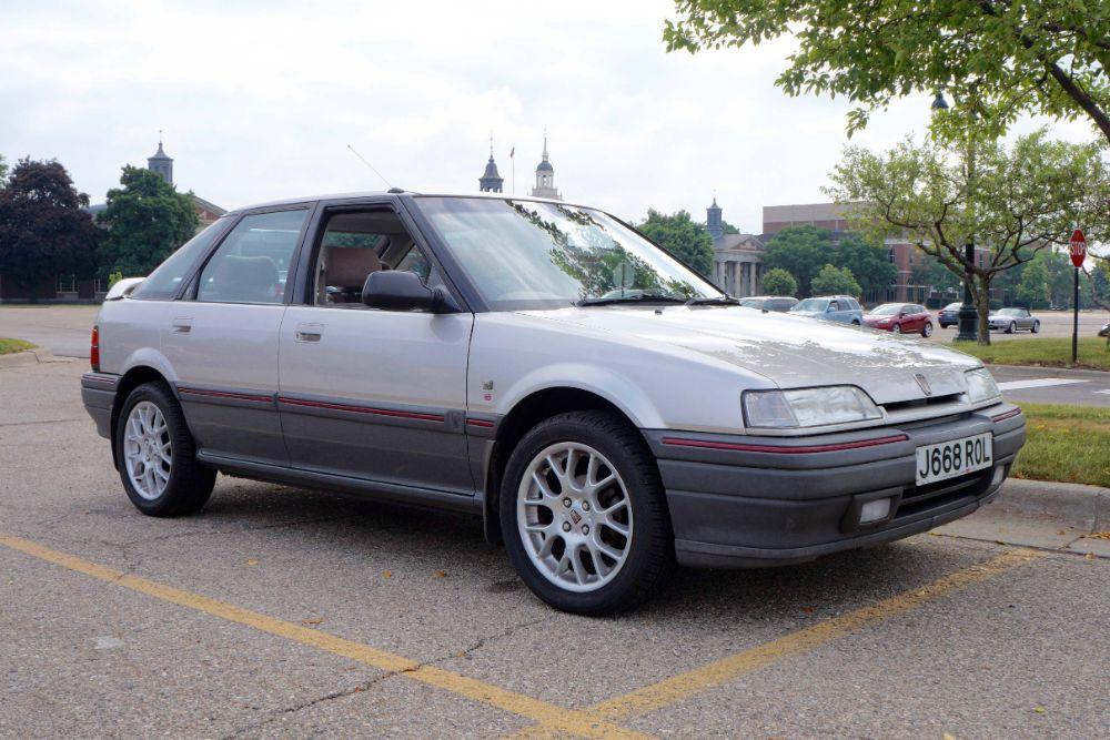 Rover 214 GSi