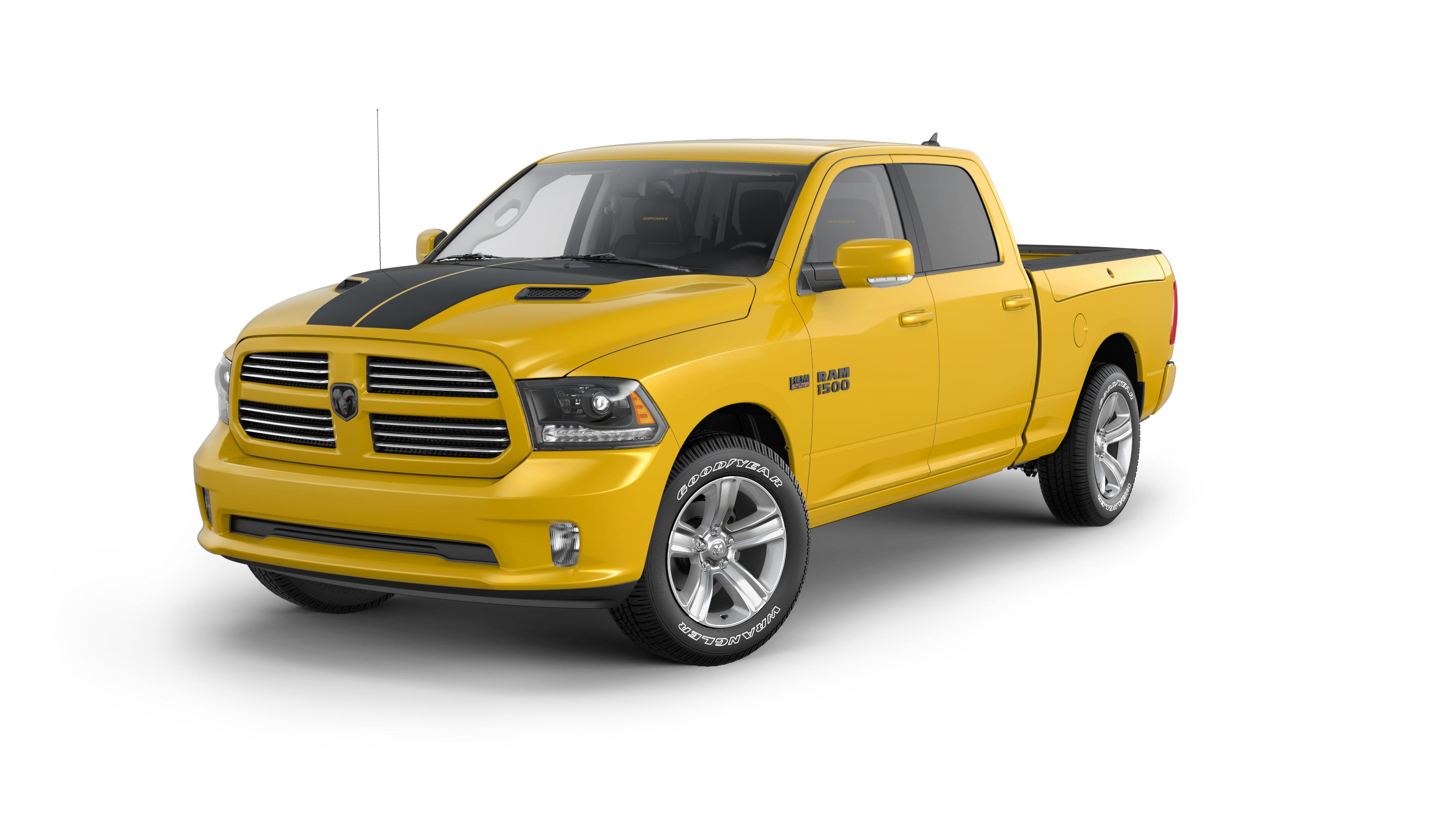 Ram Stinger Yellow 1500 Sport