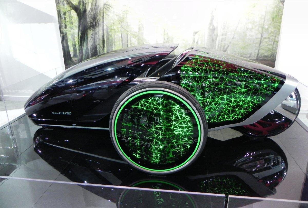 Toyota FV2 Concept - 1200px
