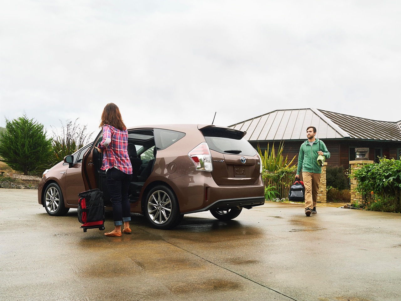 Family-friendly Used Cars That Get at Least 30 MPG Combined