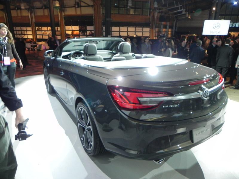 Buick Cascade Concept Car