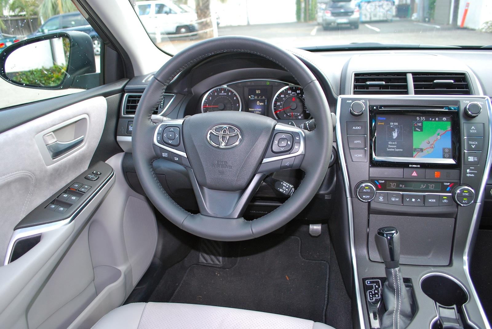 Midsize Sport Sedans Honda Accord Toyota Camry