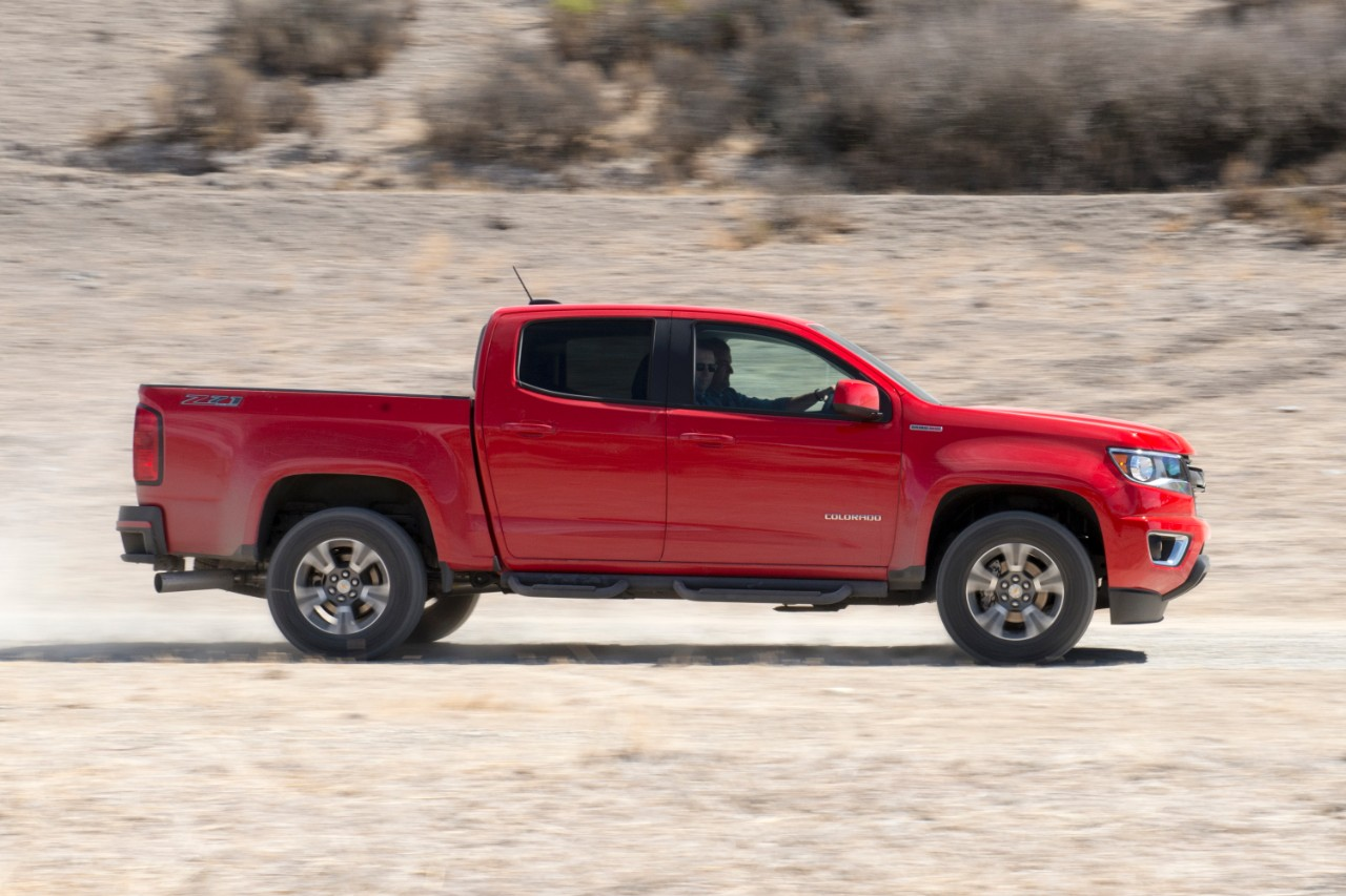 2015 Chevy Colorado Wiring Real Diagram Chevrolet Making A Case For The 2016 Turbodiesel Carfax Rh Com Radio Trailer