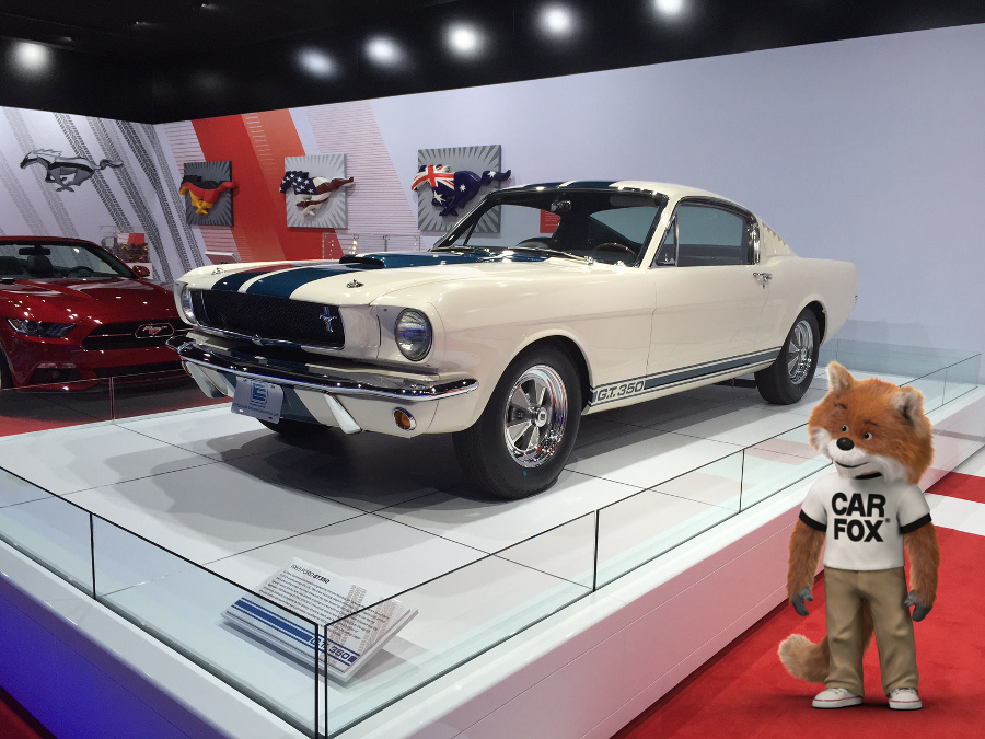 Classic GT 350 Mustang