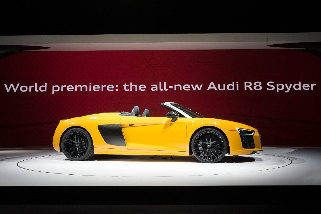 (Audi of America)