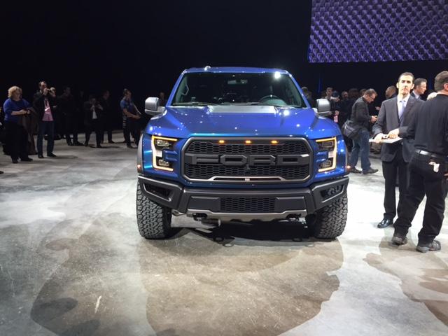 2106 Ford Raptor Truck