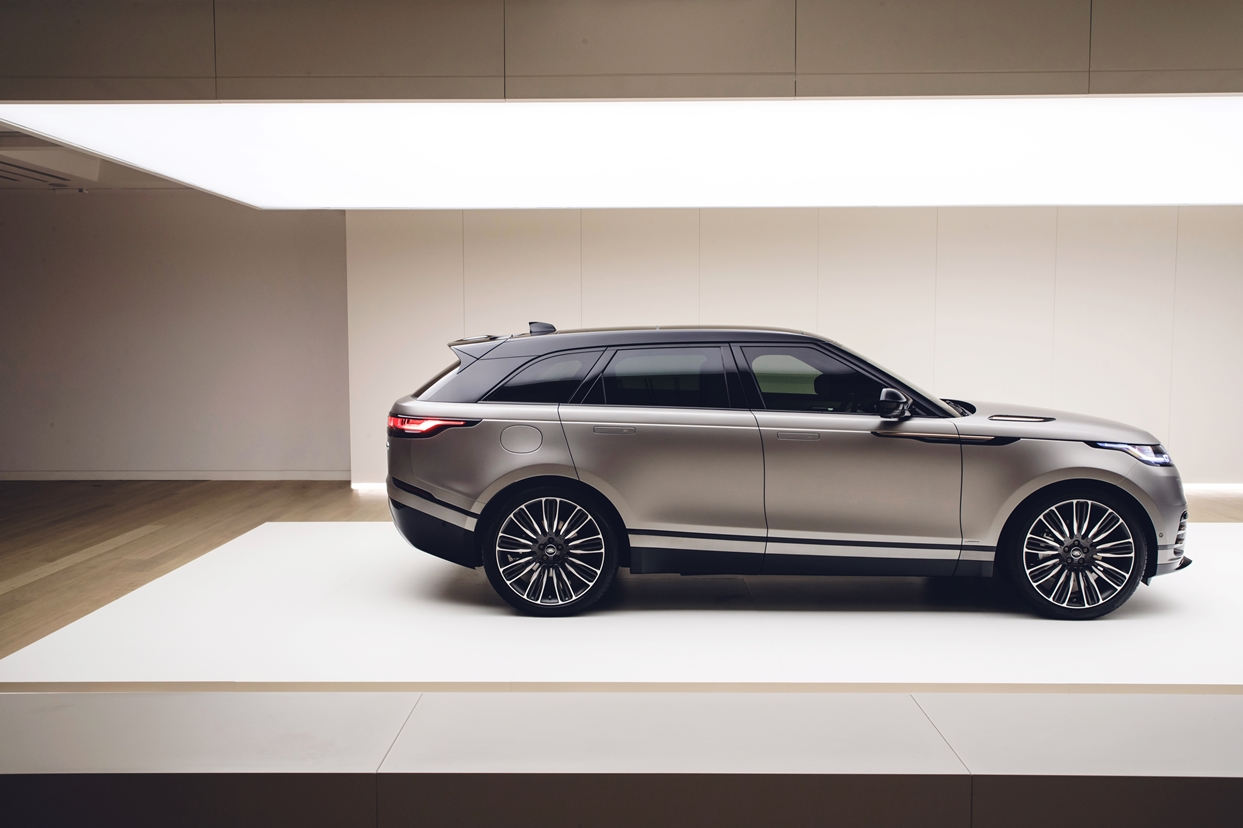 2018 Range Rover Velar: Land Rover's New Midsize SUV