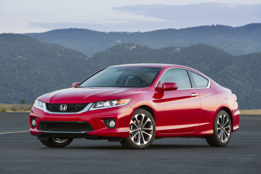 Available As A Coupe And A Sedan, The 2015 Honda Accord Is A Standout In  Both Of The Segments In Which It Competes. The Coupe Offers Roomy Two Door  ...
