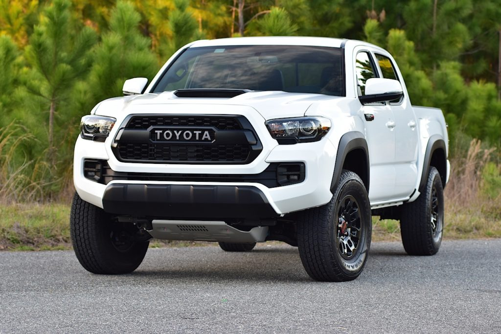 2017 toyota tacoma review carfax. Black Bedroom Furniture Sets. Home Design Ideas