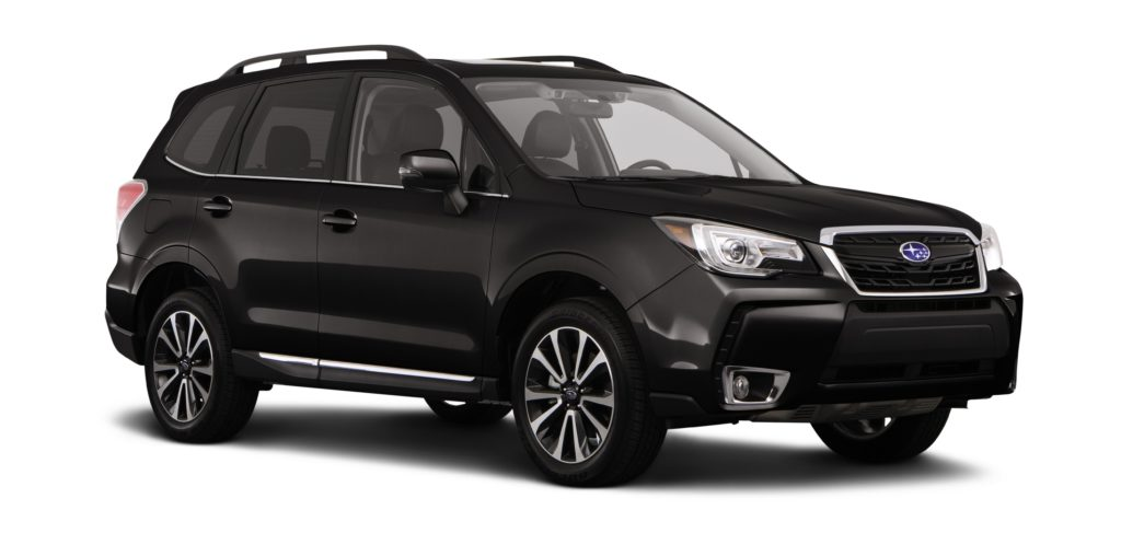 2017 subaru forester review carfax. Black Bedroom Furniture Sets. Home Design Ideas
