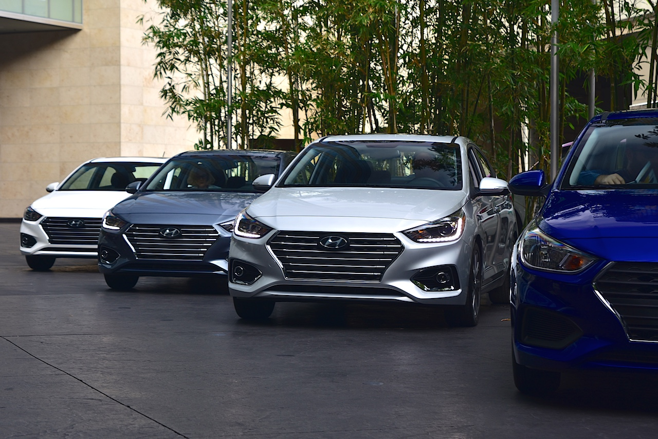 The 2018 Hyundai Accent Exceeds Expectations