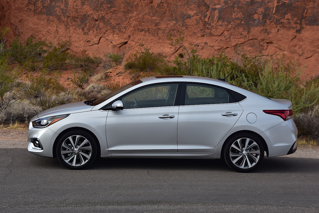 The 2018 Hyundai Accent Exceeds Expectations Carfax Blog
