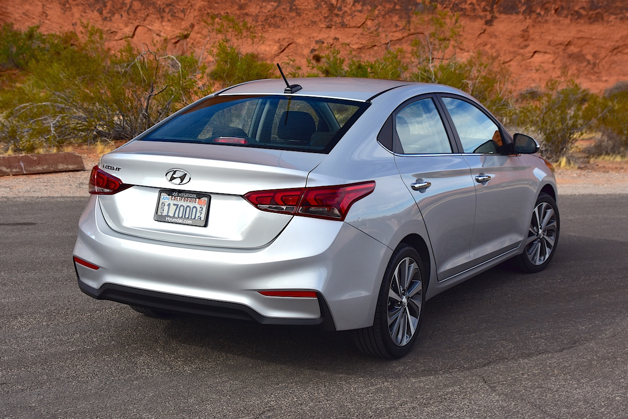 the 2018 hyundai accent exceeds expectations carfax blog. Black Bedroom Furniture Sets. Home Design Ideas