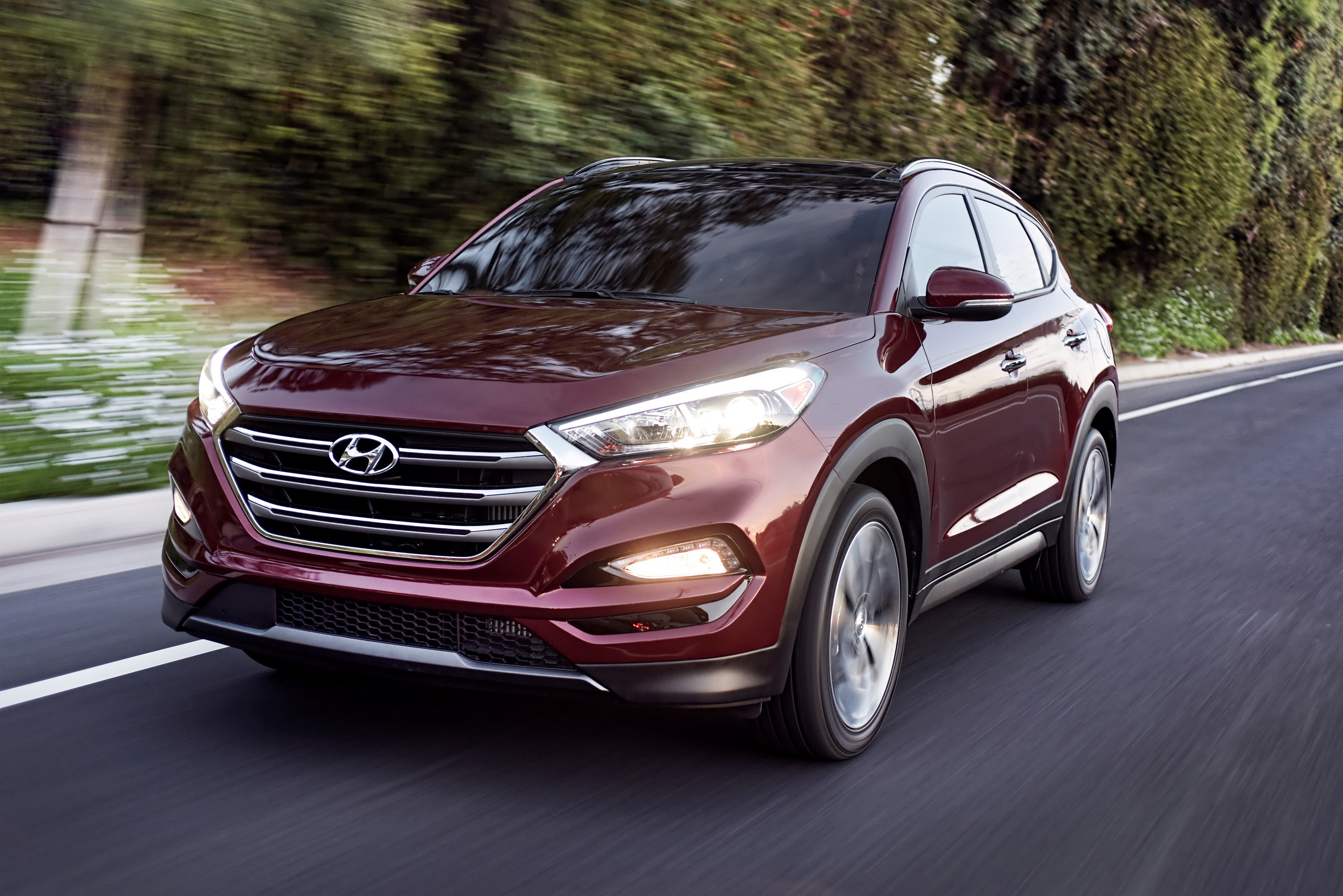 2017 hyundai tucson review carfax. Black Bedroom Furniture Sets. Home Design Ideas