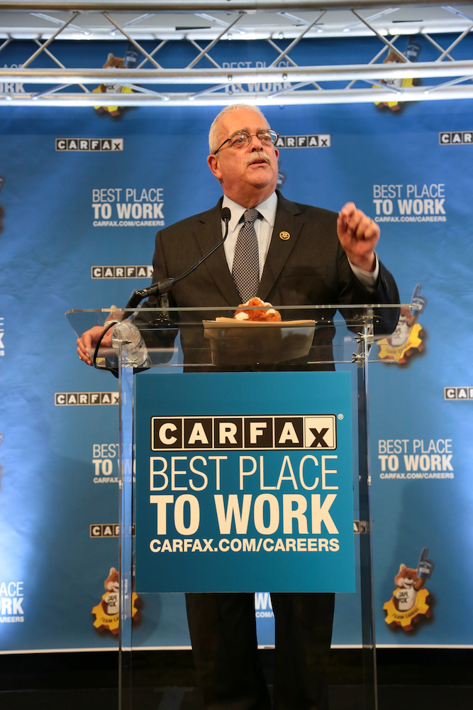 Rep Connolly Praises Carfax