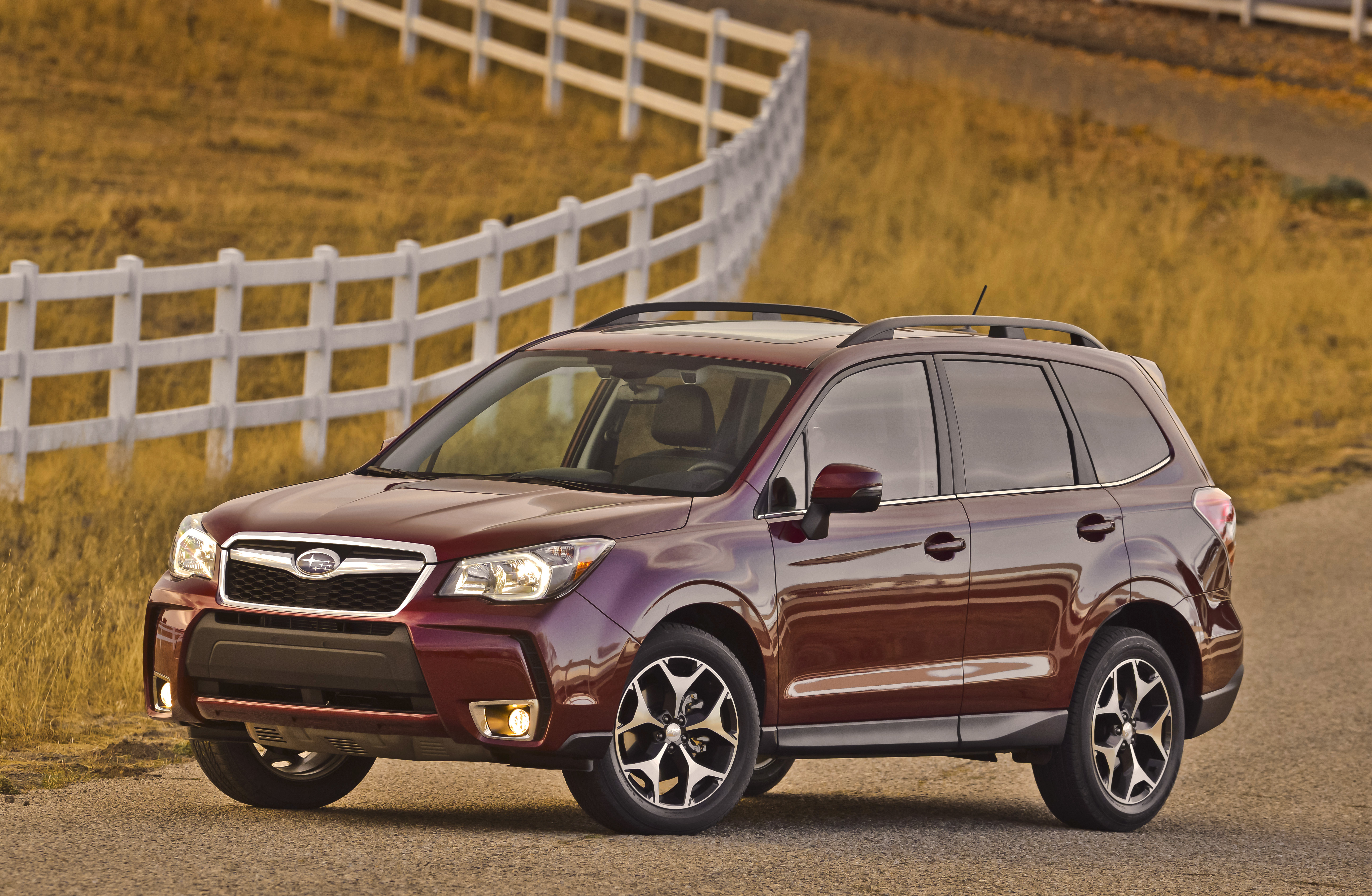 2014 subaru forester review carfax vehicle research. Black Bedroom Furniture Sets. Home Design Ideas
