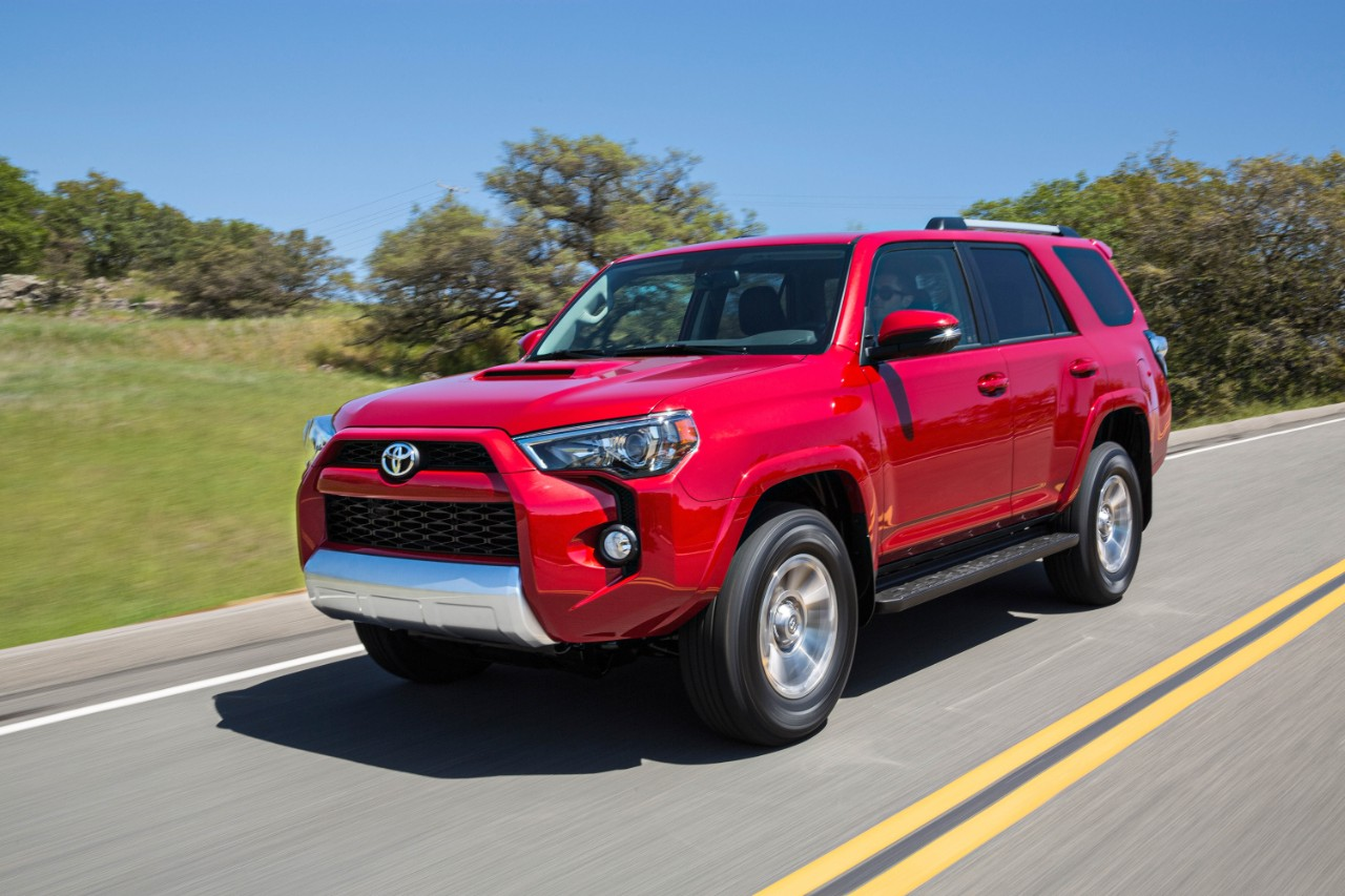 2018 Toyota 4Runner Review | CARFAX Vehicle Research