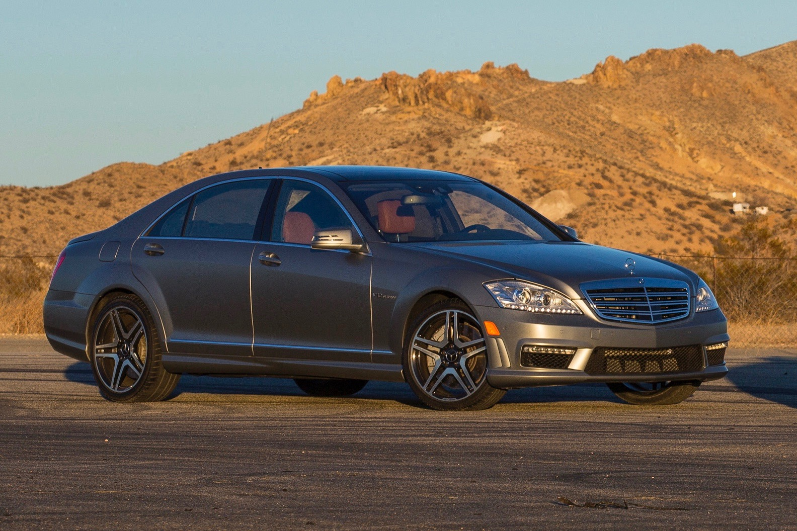 Find Affordable Luxury with These Used Flagship Sedans
