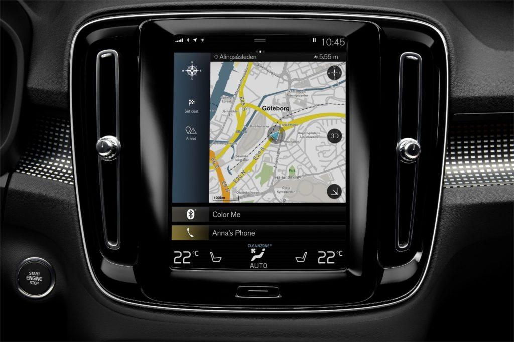 Volvo XC40 Sensus