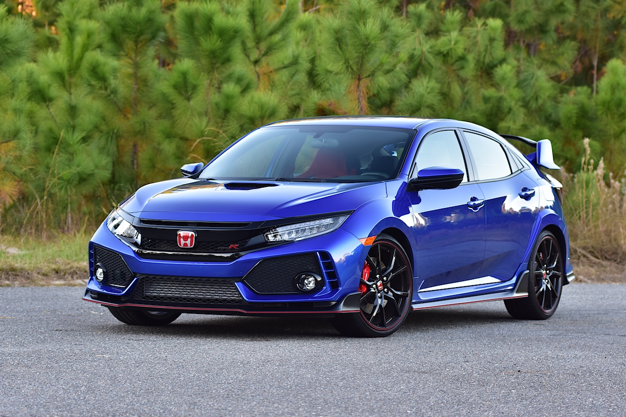 The Honda Civic Type R: A Track-Ready Daily Driver