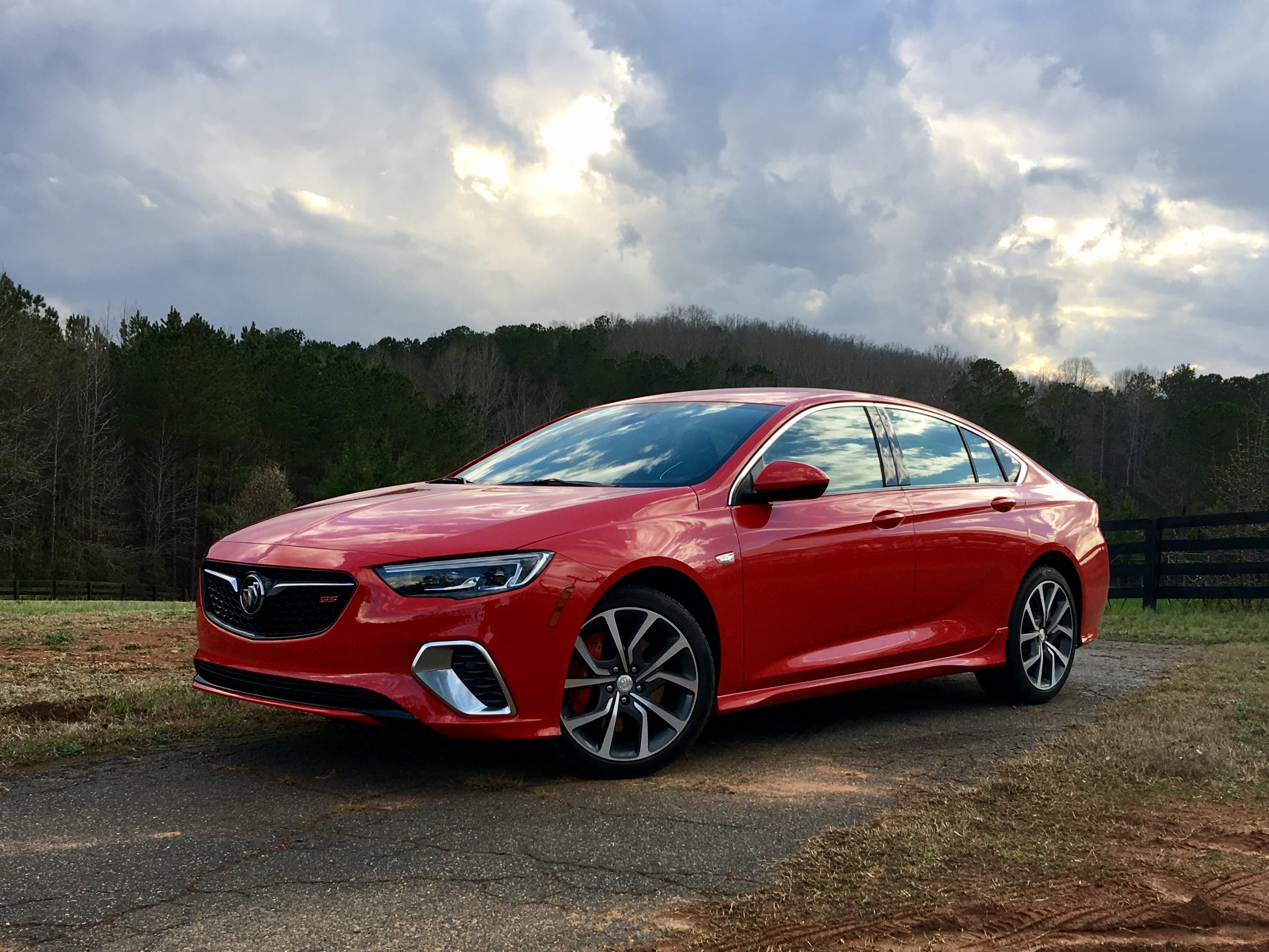 All-new 2018 Buick Regal GS: The Performance Sportback You Weren't Thinking About