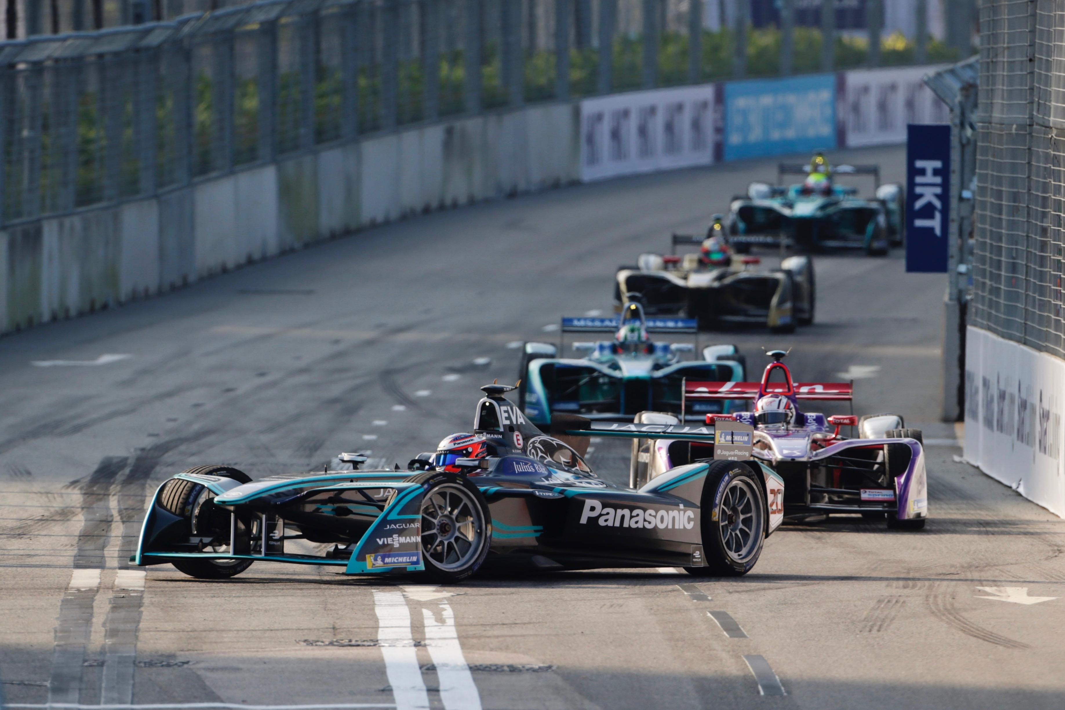 Formula E: The All-electric Future of Racing?