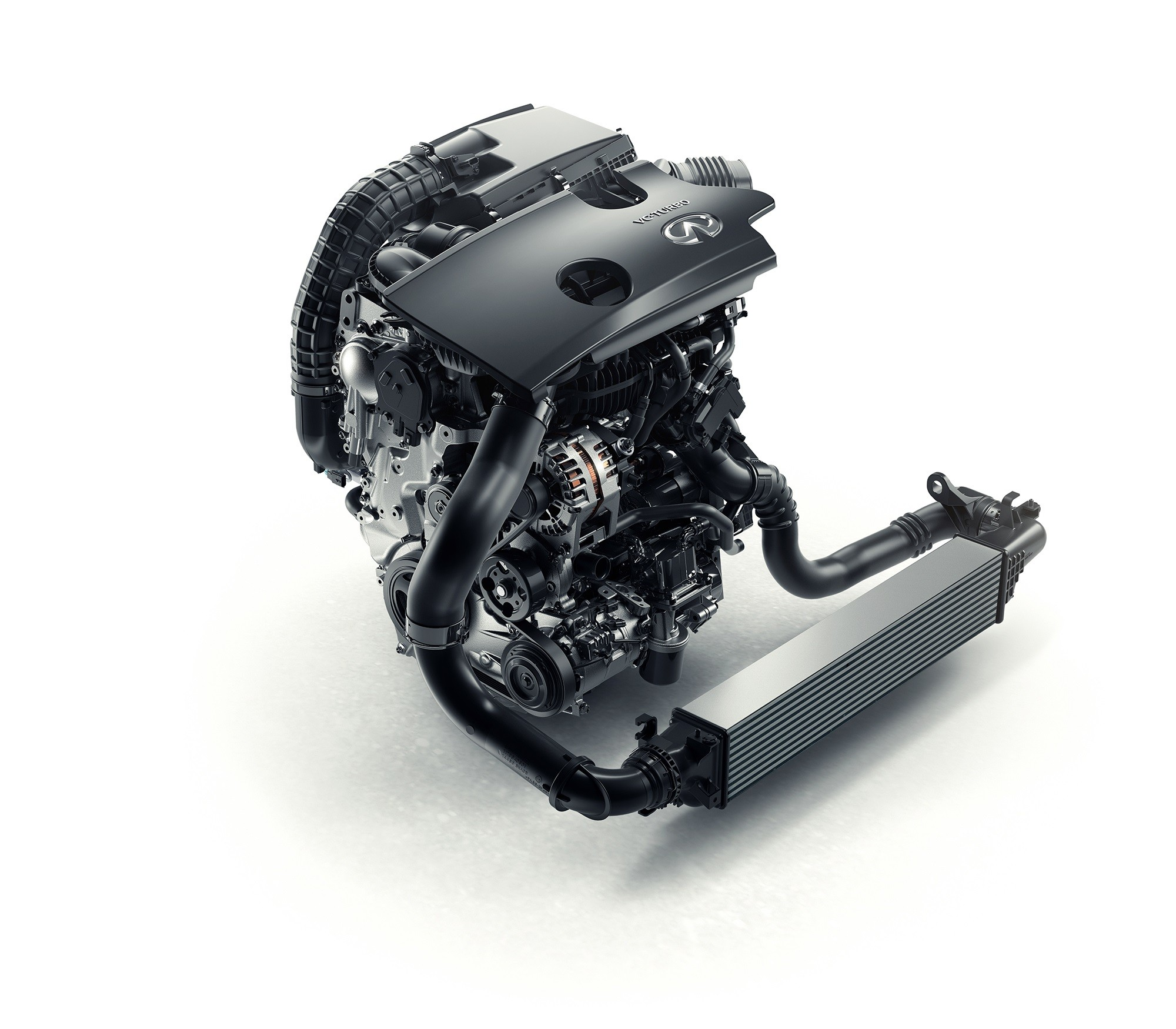 How Does Infiniti's New Variable Compression Engine Work?