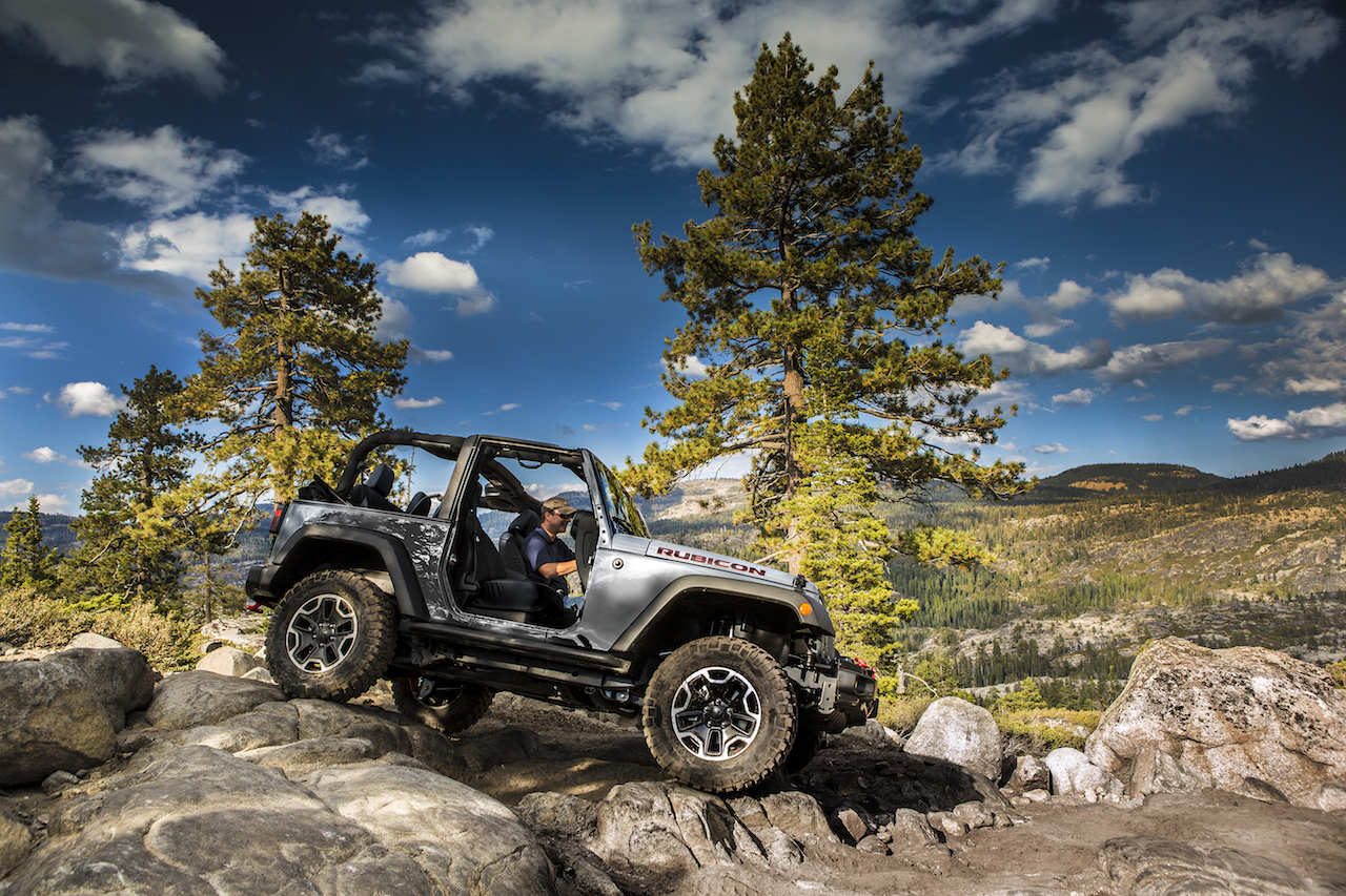 4 Great Used SUVs for Off-Roading