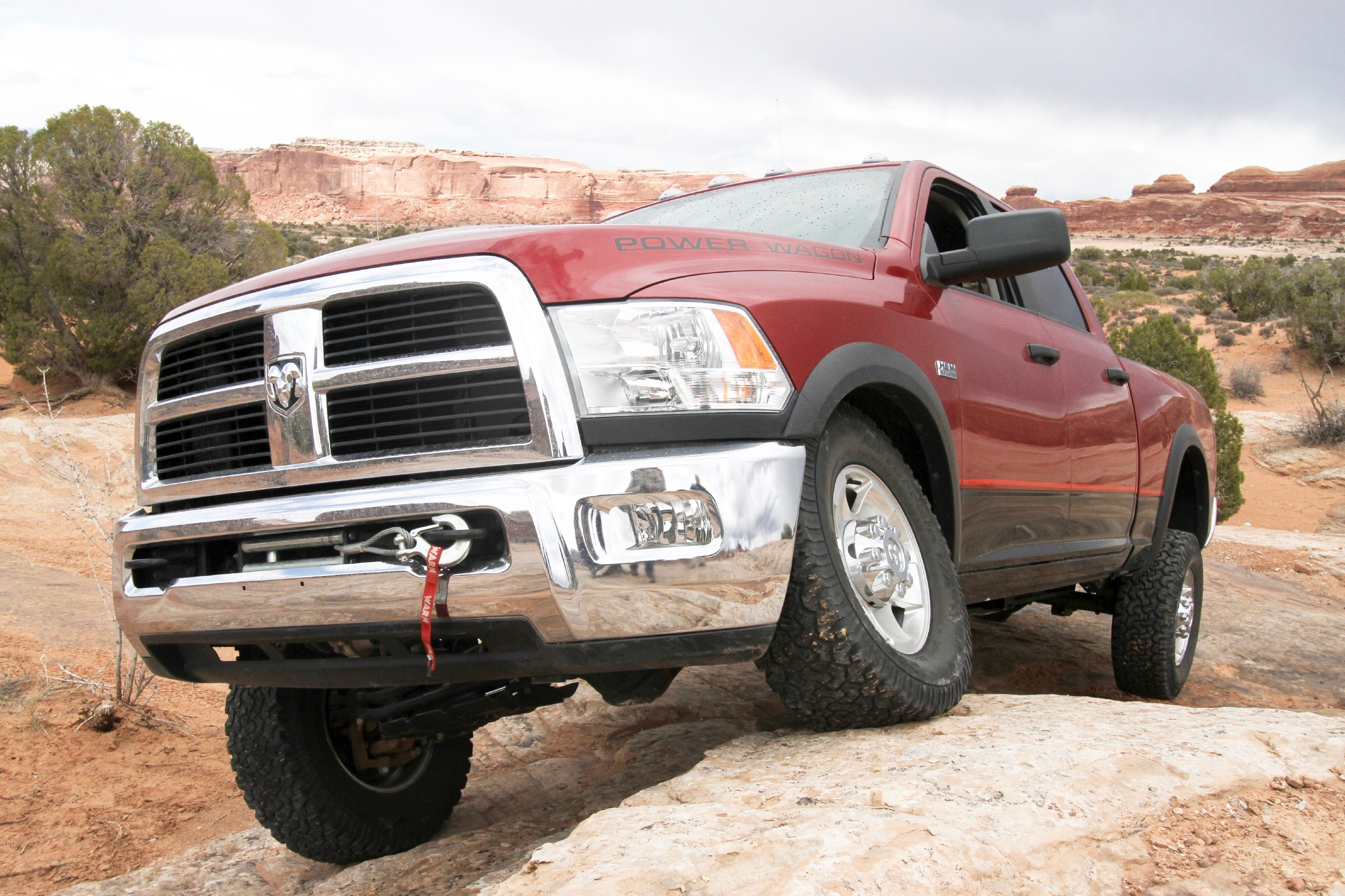 Best Used Trucks to Take Off-Road