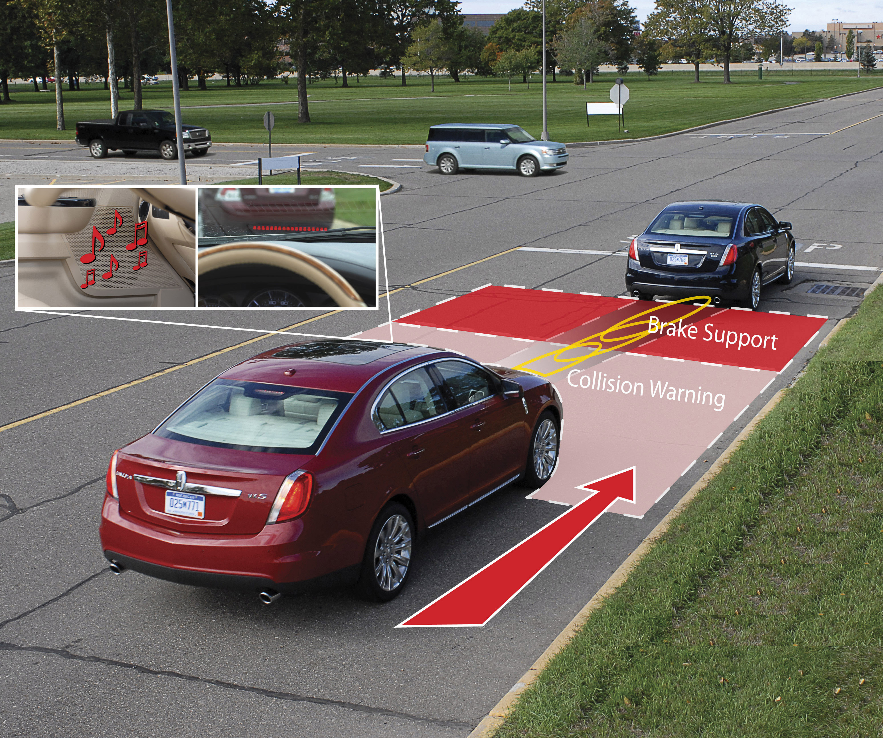 How Does Forward Collision Warning Keep Drivers Safe?