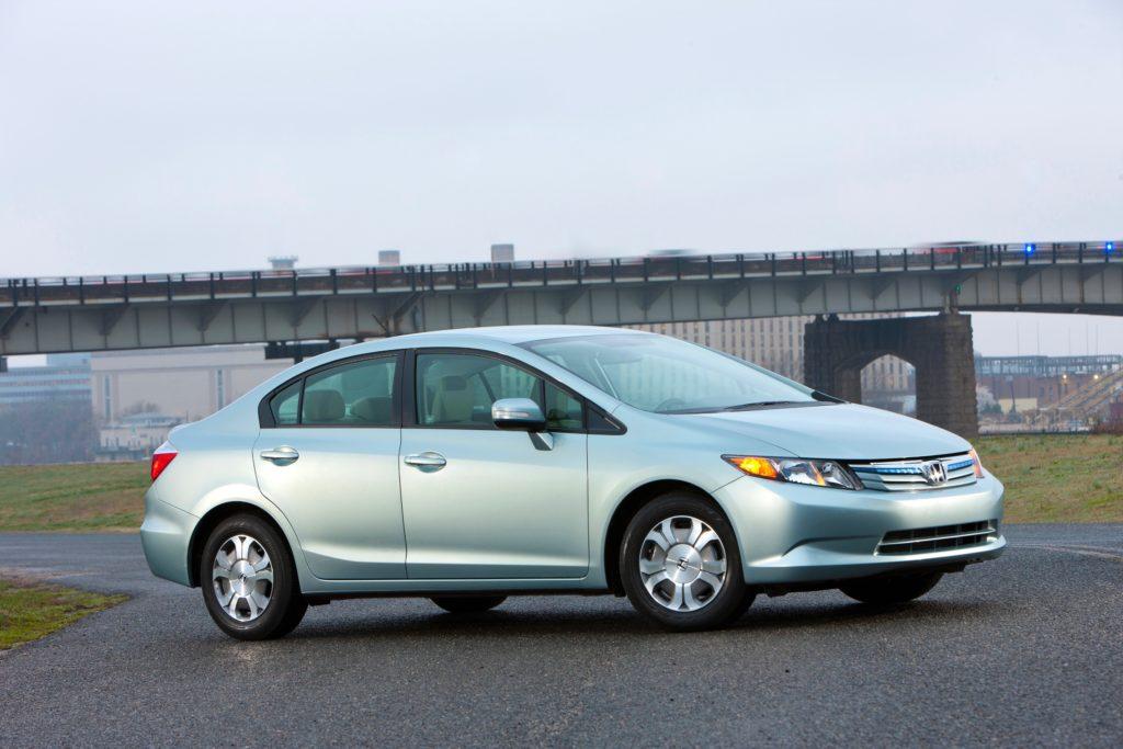 Superb 2012 Honda Civic Hybrid