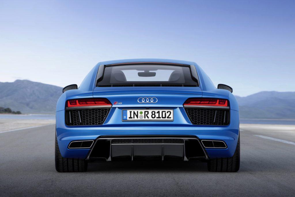 Audi R8 Air Diffuser